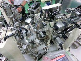 複合的な自動化装置の導入による電子タバコの内部部品の組立工程の完全無人化