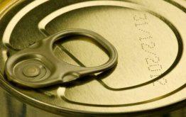 食品缶詰生産ライン用 検査・印字装置イメージ