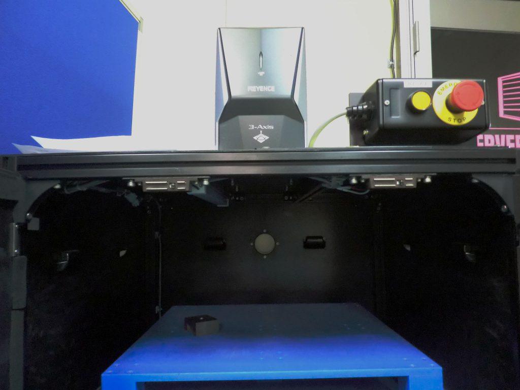 レーザー刻印装置